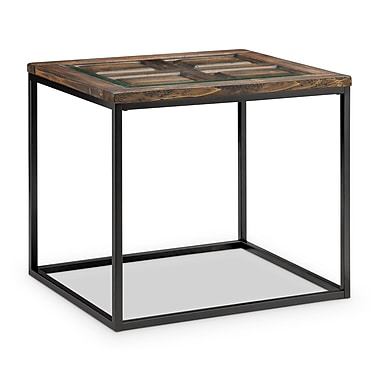 Gracie Oaks Ajit Rectangular End Table