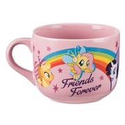 Vandor My Little Pony Friends 20 oz. Soup Mug