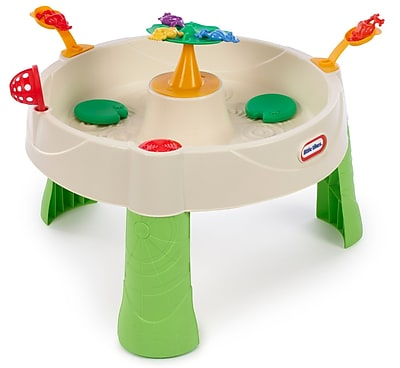 Little Tikes Frog Pond Outdoor Sand and Water Table WYF078279996036