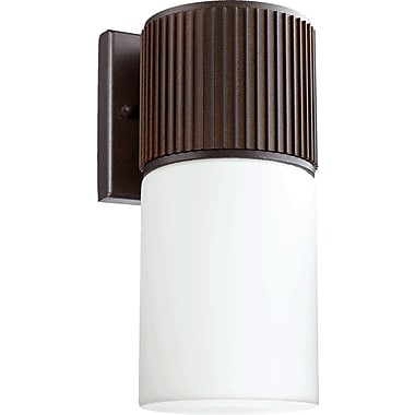 Home Concept Manhattan 1-Light Wall Sconce; Oiled Bronze