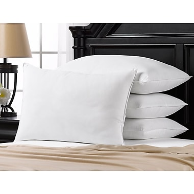 Ella Jayne Home Exquisite Hotel Gel Fiber Pillow (Set of 4); King