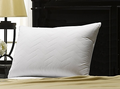 Ella Jayne Home Exquisite Hotel Polyfill Pillow; Queen