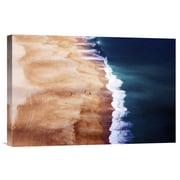 Global Gallery 'Silver Coast' by Cbomersphotography Photographic Print on Wrapped Canvas