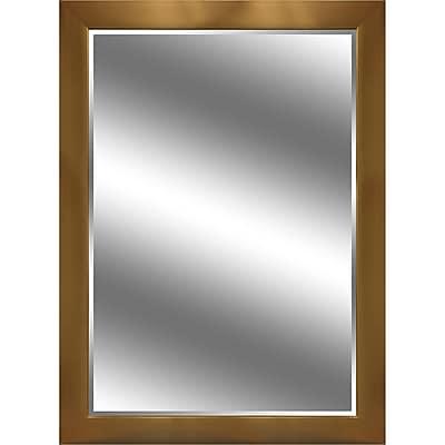 Y Decor Reflection Bevel Wall Mirror; 60''