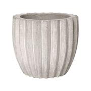Emissary Ceramic Pot Planter; 16'' H x 17'' W x 17'' D