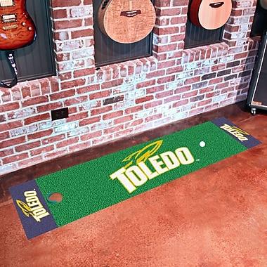 FANMATS NCAA Syracuse University Putting Green Mat; Toledo