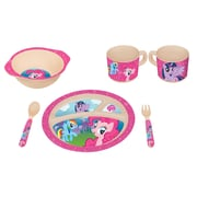 Vandor My Little Pony 5 Piece Place Setting