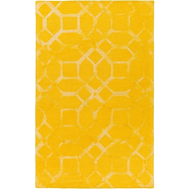Artistic Weavers Organic Brittany Hand-Tufted Sunflower Area Rug; 9' x 13'