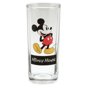 Vandor Disney Mickey and Minnie 4 Piece Glass Set