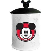 Vandor Disney Mickey Mouse Embossed Cookie Jar