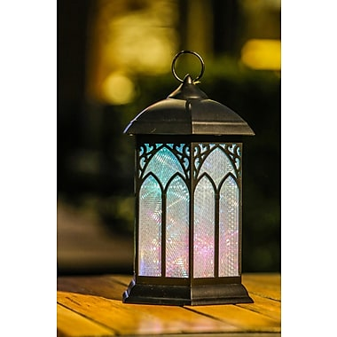 WinsomeHouse Starry Night Decorative Lantern