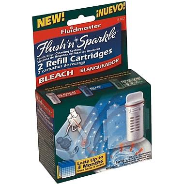 Fluidmaster Flush 'N' Sparkle Bleach Replacement Cartridge