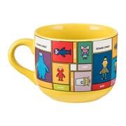Vandor Sesame Street 20 oz. Soup Mug