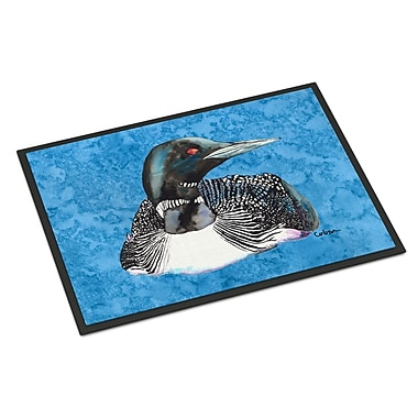 Caroline's Treasures Loon Doormat