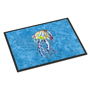 Caroline's Treasures Jellyfish Doormat