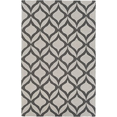 Artistic Weavers Impression Addy Hand-Tufted Gray Area Rug; 9' x 13'