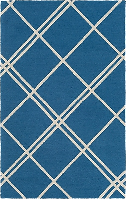 Artistic Weavers Impression Casey Hand-Tufted Blue Area Rug; 9' x 13'
