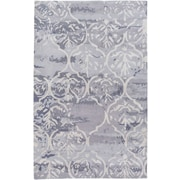 Artistic Weavers Pacific Holly Hand-Tufted Slate Gray/Beige Area Rug; 9' x 13'