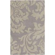 Artistic Weavers Lounge Heidi Hand-Tufted Silver/Gray Area Rug; 4' x 6'