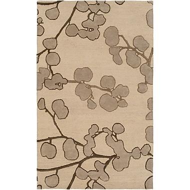 Artistic Weavers Venus Scarlett Hand-Tufted Beige/Off-White Area Rug; 8' x 10'