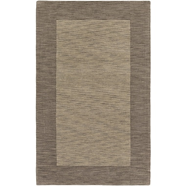 Artistic Weavers Piedmont Park Francis Hand-Loomed Gold Area Rug; 5' x 8'