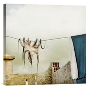 Global Gallery 'Tote Hose' by Ambra Photographic Print on Wrapped Canvas; 24'' H x 24'' W x 1.5'' D
