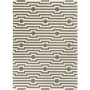 Artistic Weavers Transit Sawyer Gray Area Rug; Rectangle 7'6'' x 9'6''