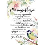 Dexsa Woodland Grace Marriage Prayer Textual Art on Wood