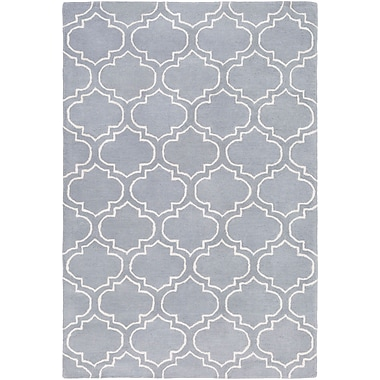 Artistic Weavers Signature Emily Hand-Tufted Lavender Area Rug; Rectangle 4' x 6'