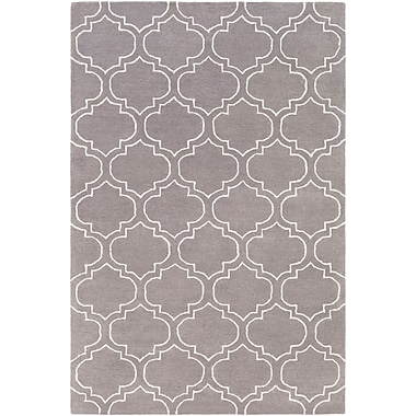 Artistic Weavers Signature Emily Hand-Tufted Charcoal Area Rug; Rectangle 6' x 9'