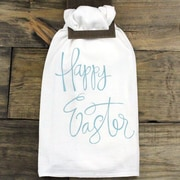 Clairmont&Company Sack Cloth Happy Easter Towel