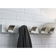 Richelieu Contemporary Wall Mounted Coat Rack