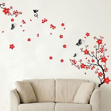 Walplus Blossom Flower Wall Decal