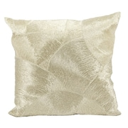 Nourison Luminescence Cotton Throw Pillow