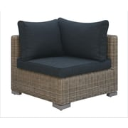 A&J Homes Studio Harvey Outdoor Corner Chair w/ Cushion