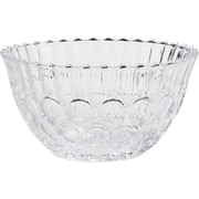 Circle Glass Corona Decorative Salad Bowl