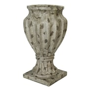 Heather Ann Poly-stone Urn Planter