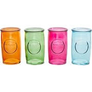 Circle Glass Yorkshire 16 oz. Cool Glass (Set of 4)