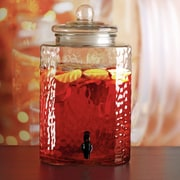 Circle Glass Shangri La 320 Oz. Beverage Dispenser