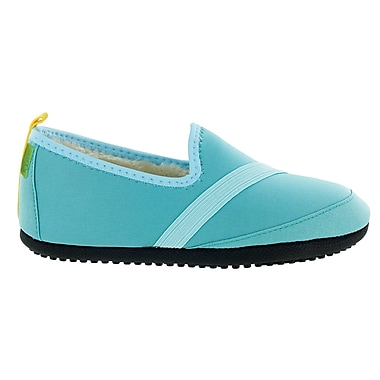 Kozikicks Active Lifestyle Slippers, Small, Turquoise (KOZI-S-TRQ)