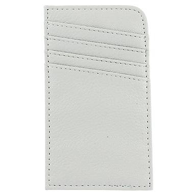 ScanSafe - Étui RFID pour cartes de crédit, gris, (SCON-GRY)