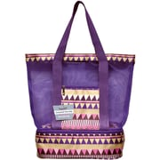 Tempamate Insulated Tote Bag, Geometric