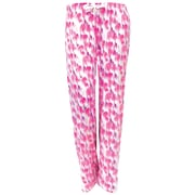 Hello Mellow Lounge Pants, Pink/Purple/White