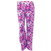 Hello Mellow Lounge Pants, Purple/Pink/Aqua