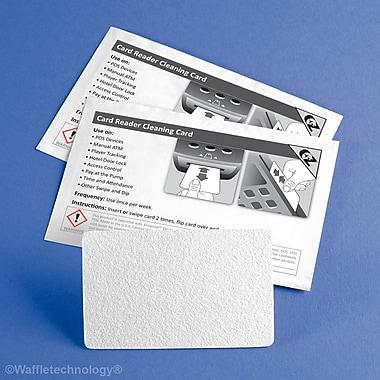 Magtek – Cartes de nettoyage pour lecteurs de bande magnétique