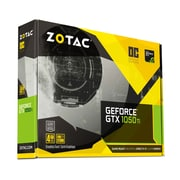Zotac GeForce GTX1050Ti OC Edition 4GB GDDR5 Video Card