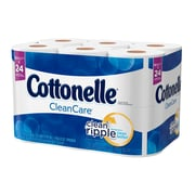 Kleenex Cottonelle Clean Care Double Roll Toilet Papers