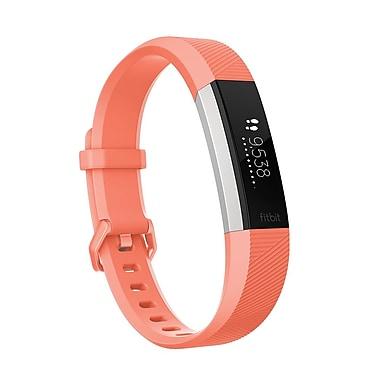 Fitbit – Bracelet capteur d'activité Alta HR, corail, grand