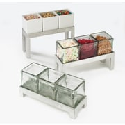 Cal-Mil Aluminum Jar Stand