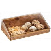 Cal-Mil Madera Flat Top Bakery Box